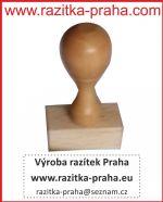 Dřevěné razítko 20