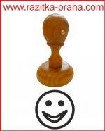 Dřevěné razítko R 25